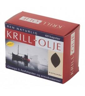 Biopharma Krill olej 60 kapsúl