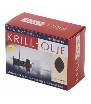 Krill olje 60 kapsul