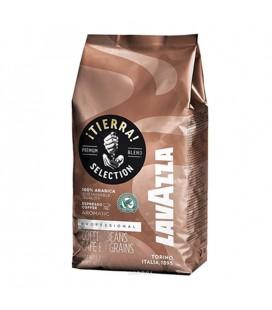 Lavazza Tierra, zrnková káva, 100% Arabica - 1kg