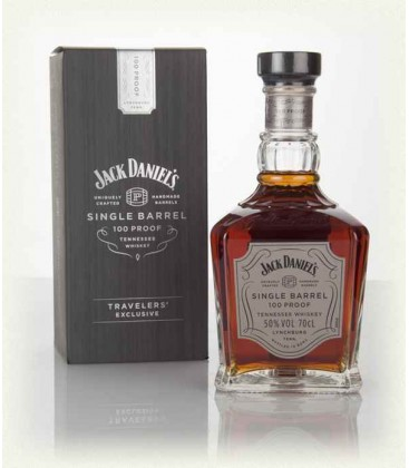 Jack Daniels single Barrel 100 Proof 0,7