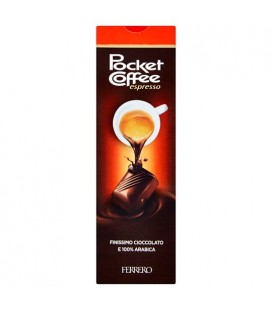Pocket Coffee 62,5g