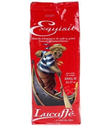 Lucaffé Exquisit zrnková káva 1 kg