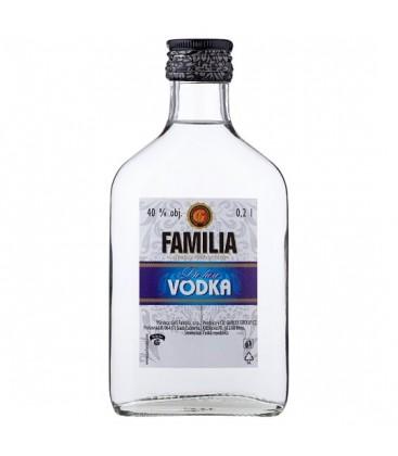 Familia Vodka De Luxe 0,2l