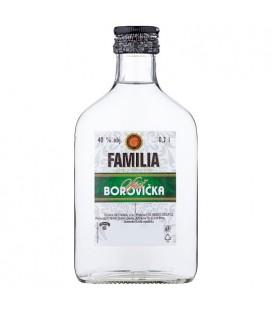 Familia Borovička 0,2l