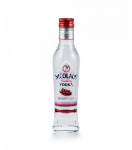 Nicolaus Vodka Cranberry 38% 0,2l