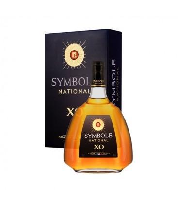 Brandy Symbole National XO + krabica 40% 0,7l