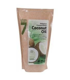 Nature 7 Kokosový olej 100% čistý 1000ml