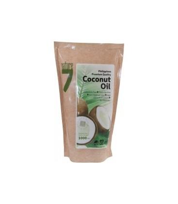 Nature 7 Kokosový olej 100% čistý