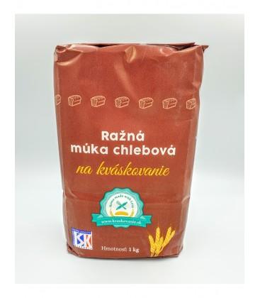Trenčan Ražná chlebová múka na kváskovanie 1000 g