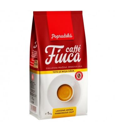 POPRADSKÁ FINCA CAFFÉ ESPRESSO DE LUXE ZRNKOVÁ KÁVA 1 KG