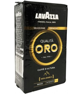 LAVAZZA QUALITA ORO MOUNTAIN GROWN MLETÁ KÁVA 250 G