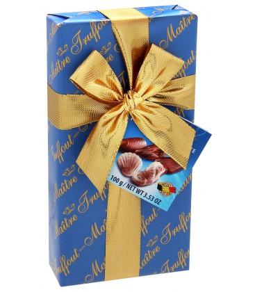 Maitre Truffout Morské plody z belgickej čokolády 100 G