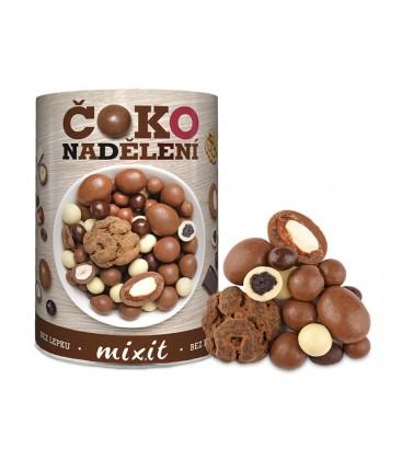 Mixit Čokoládové nadelenie 450g
