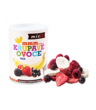 Mixit Malé Chrumkavé ovocie 70g