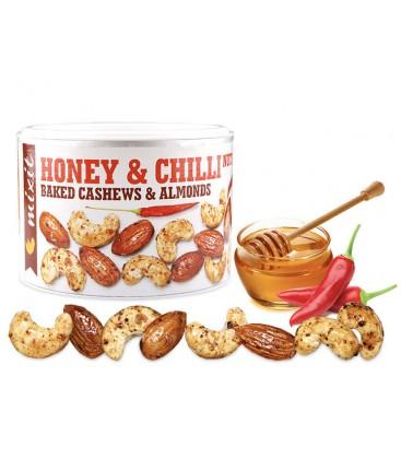Mixit Oriešky z pece - med a chilli 140g