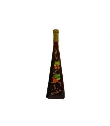 Darčekové Červené víno Ihlan K narodeninám 0,5 l