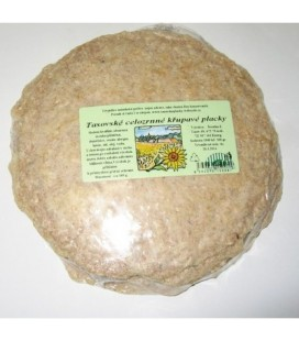 Natural Jihlava Placky Tasovské chlebové pšenično 160g