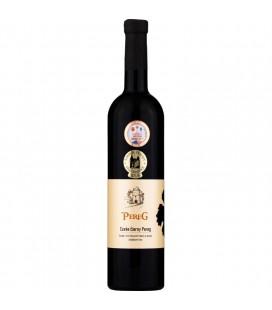 Pereg Cuvée čierny značkové víno 0,75 l