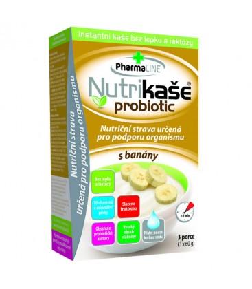Nutrikaša Probiotic s banánom 3x60g
