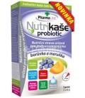 Nutrikaša Probiotic s čučoriedkou a marhuľou 3x60g