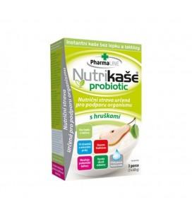 Nutrikaša Probiotic s hruškou 3x60g