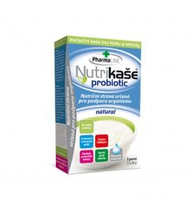 Nutrikaša Probiotic Natural 3x60g