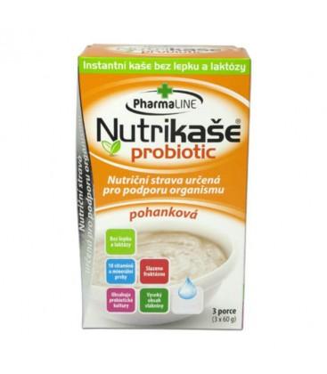 Nutrikaša Probiotic s pohánkou 3x60g
