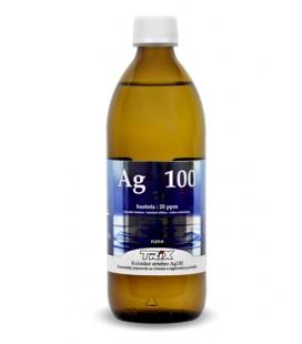 TRIX Koloidné Striebro Ag100 500 ml 20 ppm