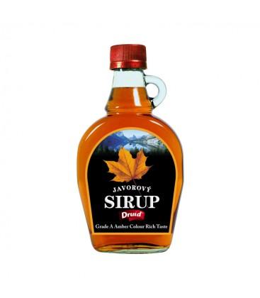 Druid Javorový sirup 100% prírodný 250 ml