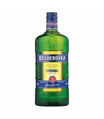 Likér Becherovka 38% 0,5l