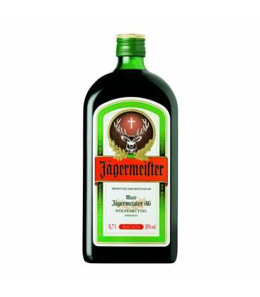 Likér Jägermeister 35% 0,7l