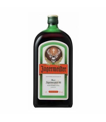 Likér Jägermeister 35% 1l