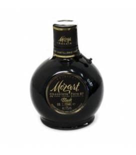 Likér Mozart Chocolate Black Cream 17% 0,5l
