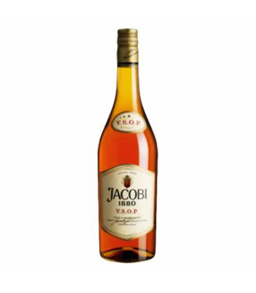 Brandy Jacobi 1880 VSOP 36% 0,7l