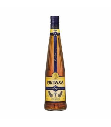 Brandy Metaxa 5* 38% 0,7l