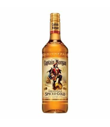 Rum Captain Morgan Spiced Gold 35% 0,7l