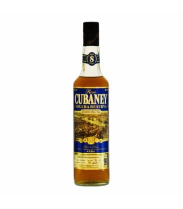 Cubaney Gran Reserva 8YO 38% 0,7l
