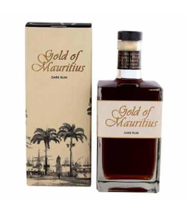 Rum Gold of Mauritius Dark Rum 40% 0,7l