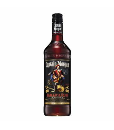 Rum Morgan Black Label 40% 0,7l