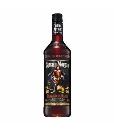 Rum Morgan Black Label 40% 0,7l
