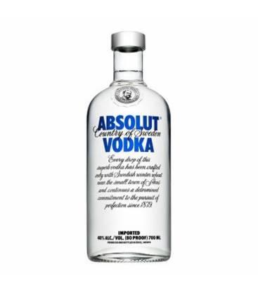 Vodka Absolut 40% 0,7l
