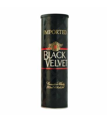 Whisky Black Velvet + tuba 40% 0,7l