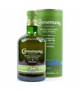 Whisky Connemara Irish Peated Malt + krabica 40% 0,7l