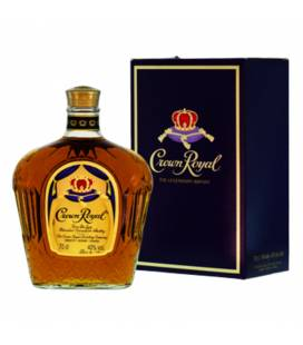 Whisky Crown Royal + krabica 40% 0,7l