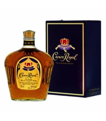 Whisky Crown Royal 40% 0.7l