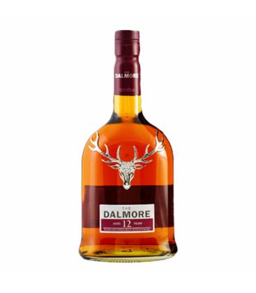 Whisky Dalmore 12YO 40% 0,7l