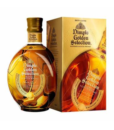 Dimple Golden Selection 0,7l GBX