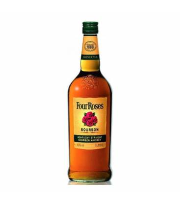Whisky Four Roses 40% 1l