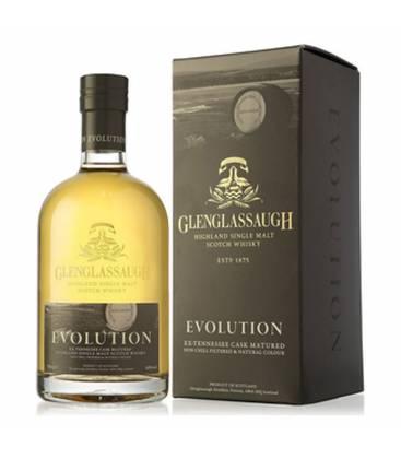 Whisky Glenglassaugh Evolution 50% 0,7l
