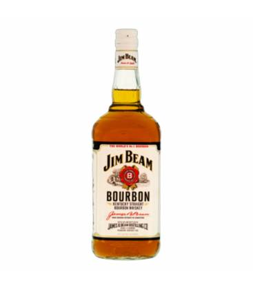 Whisky Jim Beam 40% 1l